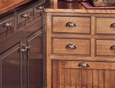 Graber Supply Cabinet Hardware