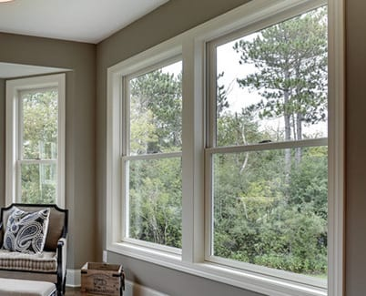 Graber Supply Double Hung and Single Hung Windows