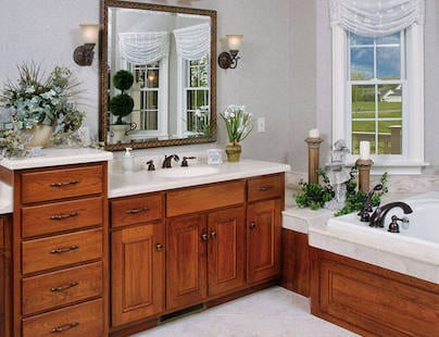 Graber Supply Unique Styles for Kitchen and Bathroom