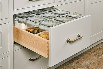 Graber Supply Cabinet Functionality