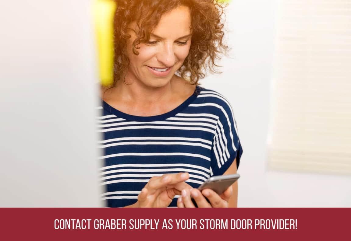 graber supply is a storm door provider